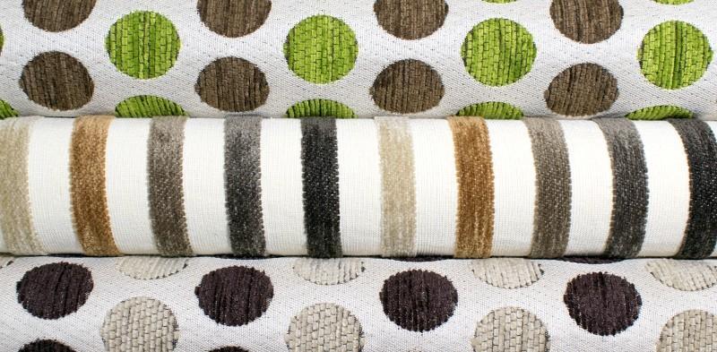 Telas para cortinas - Telas chenille para tapizar ...